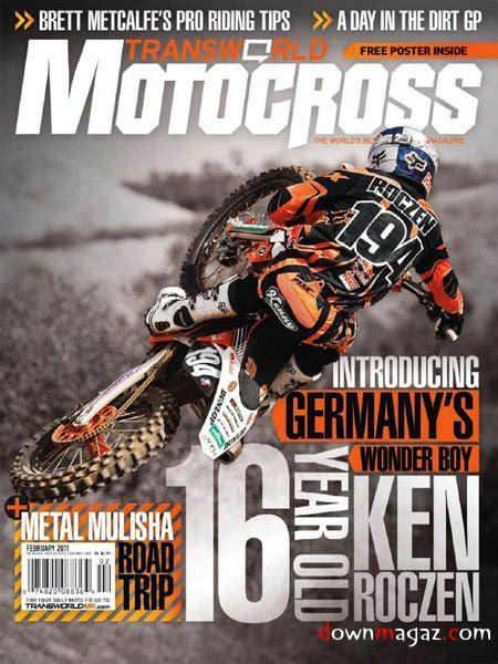 transworld motocross magazine transworld motocross february 2011 187 pdf