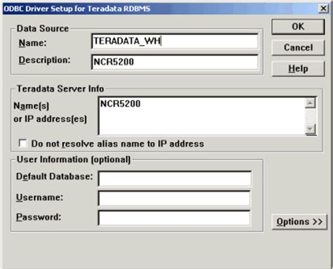 mstr how to enable volatile tables for teradata in