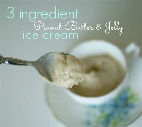 love boat ice cream hours three ingredient peanut butter jelly ice cream the