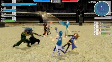 sword art online pc game sword art online lost song review design choices keep