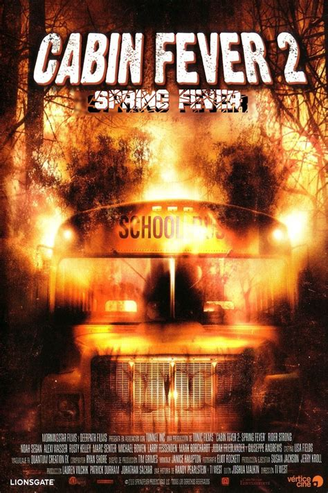 cabin fever 2 cabin fever 2 fever 2009 posters the