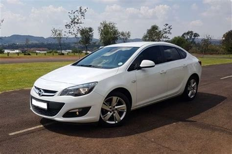 Auto Id by 2016 Opel Astra Astra Sedan 1 4 Turbo Enjoy Auto Cars For