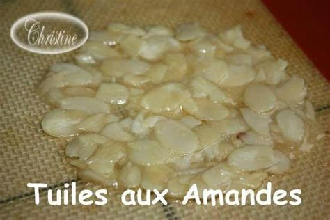 Tuile Amande by Tuiles Aux Amande Fa 231 On Len 244 Tre Paperblog