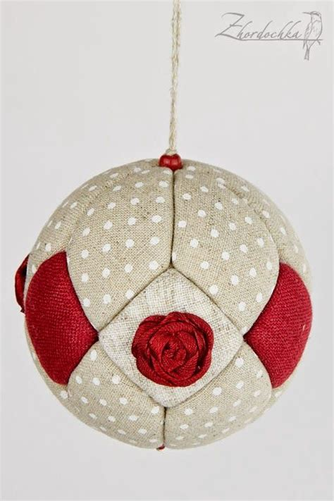 Patchwork Ornaments - new kimekomi