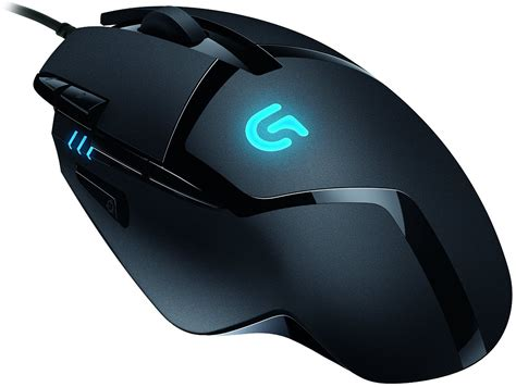Mouse Logitech Gaming G402 Hyperion Fury Mouse Gaming G 402 Ori Logitech G402 Hyperion Fury Gaming Mouse 910 004067 Test