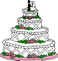 Wedding Animation Kl by Wedding Cakes Animated Images Gifs Pictures