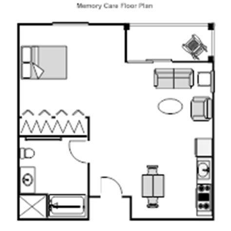 nursing home floor plans nursing home floor plan exles