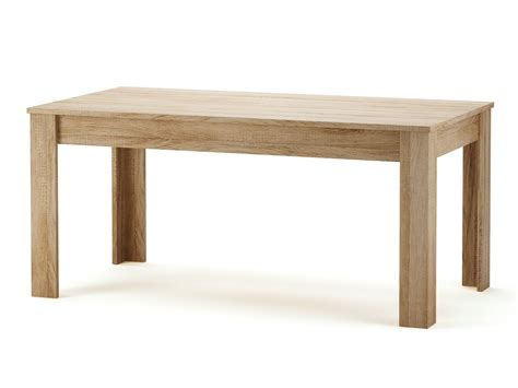 of the table table 224 manger rectangulaire en bois 160 x 90 cm