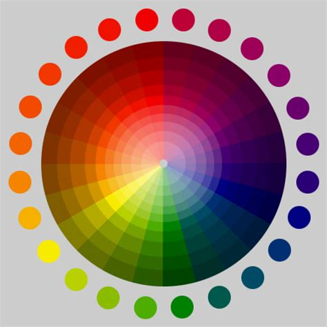 Color Shade | color shade and tint wheel