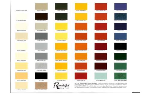 6 best images of dupont imron color chart dupont imron paint color chart ppg automotive paint