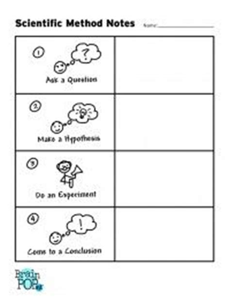 3rd Grade Scientific Method Worksheet by 17 Best Images About Scientific Method On 3rd