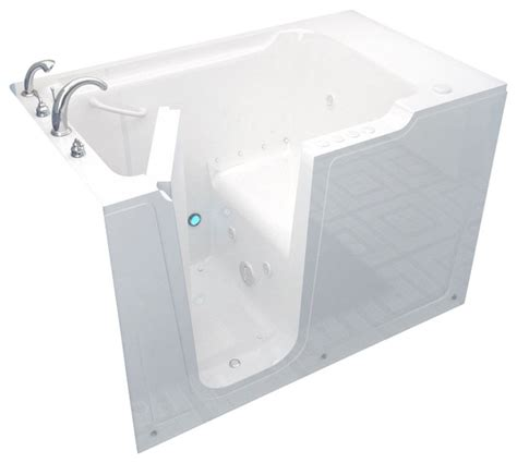 ada compliant bathtubs 36 quot x60 quot meditub walk in ada compliant bathtub