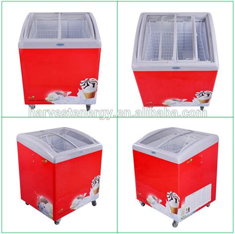 small chest freezer small commercial freezer images