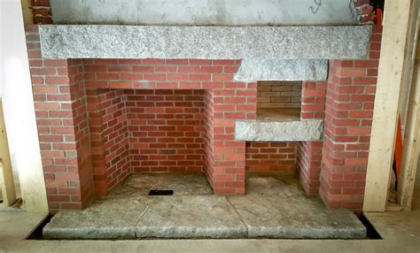Fireplace Chimney Construction by Fireplace And Chimney Construction Contractor In Massachusetts