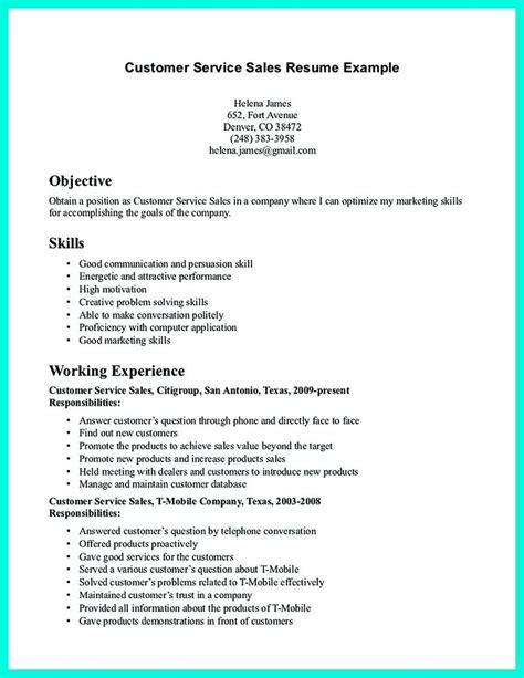 csr resume or customer service representative resume include the aspects where it showcase