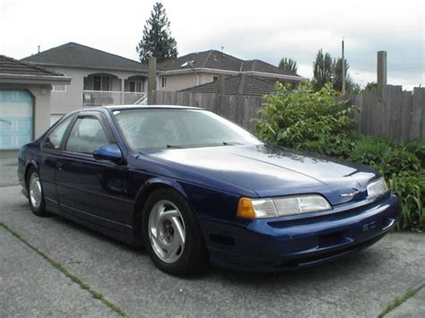 best car repair manuals 1990 ford thunderbird auto manual blue thunder90 1990 ford thunderbird specs photos modification info at cardomain