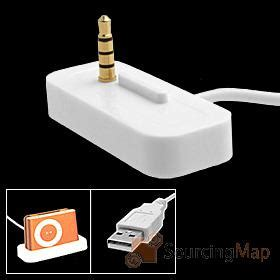 ipod nano shuffle charger ipod shuffle 2 generation blinkt nonstop orange ipod