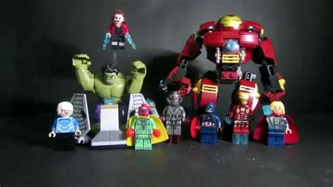 Mainan Lego Heroes Xinh 2 lego 76031 marvel superheroes hulkbuster rescue mission xinh bootleg 8019 review
