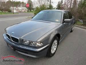 Bmw 740il 2001 In New Jersey Nj Stock No