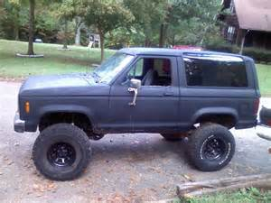 trsbronco 1984 ford bronco ii specs photos modification