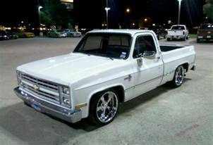 85 Chevy Silverado Wheels Livnlo94 1985 Chevrolet C K Up Specs Photos