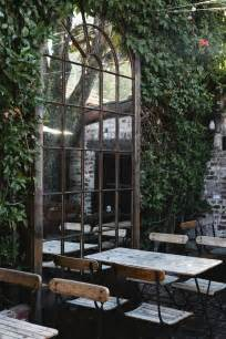 Antique Dining Room Tables by Outdoor Cafe Design Ideas Cafe Interior And Exterior