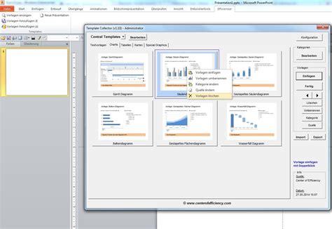 Powerpoint Template Vorlagen powerpoint folienbibliothek template collector zentrales