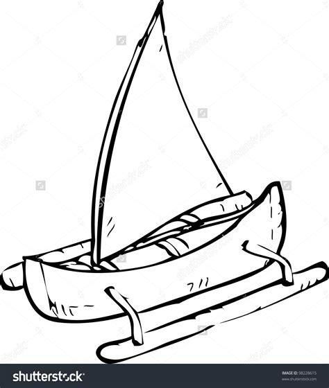 sailboat easy drawing simple sailboat sketch pencil drawings sketch