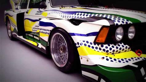 lichtenstein bmw bmw car roy lichtenstein studio