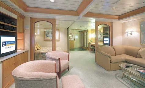 Bedroom Sitting Area by Enchantment Of The Seas Cruise Ship Photos Schedule