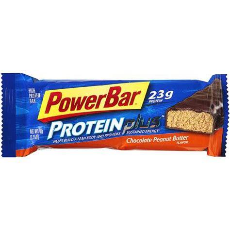 protein bars walmart power bar protein plus protein bar 2 75 oz diet