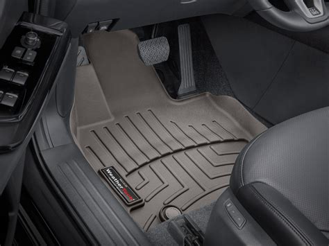 weathertech floor mats floorliner for mazda cx 9 2016