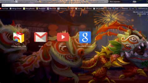 theme google lee sin muay thai lee sin 1366x768 chrome theme themebeta
