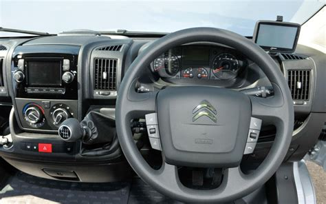 Citroen Relay Interior by New Citroen Relay Pricing And Specs Revealed Business Vans