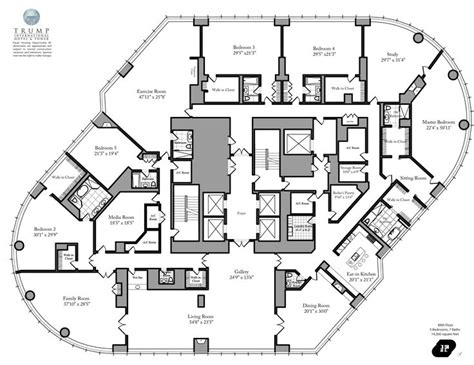 trump tower floor plans pinterest the world s catalog of ideas