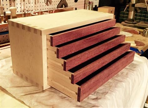 Wooden Tool Drawers by Wooden Tool Box Drawers Crafted Drawergasm