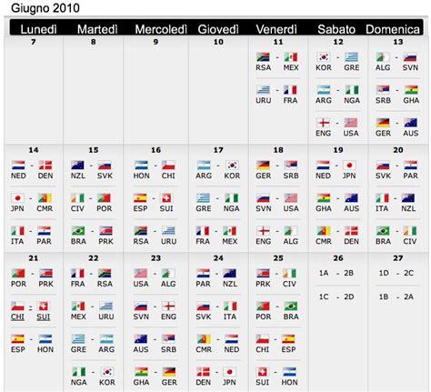 Gironi Mondiali Thread Ufficiale Mondiali Di Calcio Sudafrica 2010