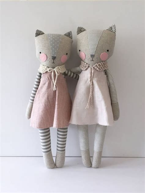 Handmade Rag Doll Patterns - 25 best ideas about etsy handmade on baby