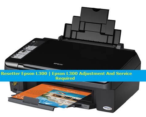 reset epsol l300 resetter epson l300 epson l300 adjustment and service