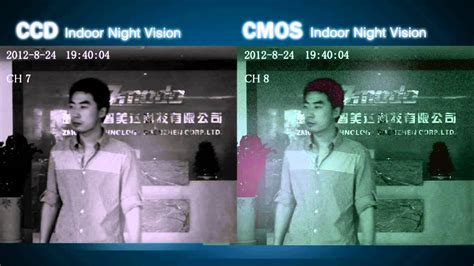 is cmos better than ccd ccd vs cmos