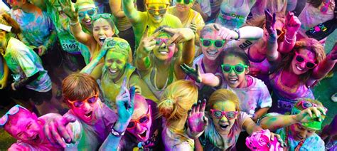 color me rad run color me rad 5k run 2015 sydney