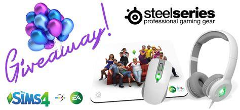 Steelseries Giveaway - simsvip s steelseries giveaway winner simsvip
