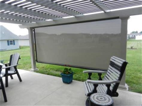 outdoor patio shades home depot home depot exterior blinds home design