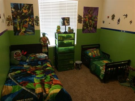 ninja bedroom theme teenage mutant ninja turtles bedroom ninja turtles room