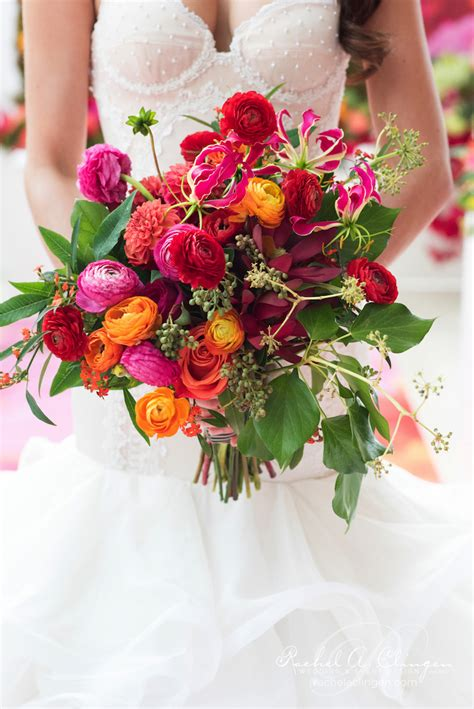 Wedding Bouquet Toronto by A Mexican Inspired Wedding At The Royal Conservatory Of