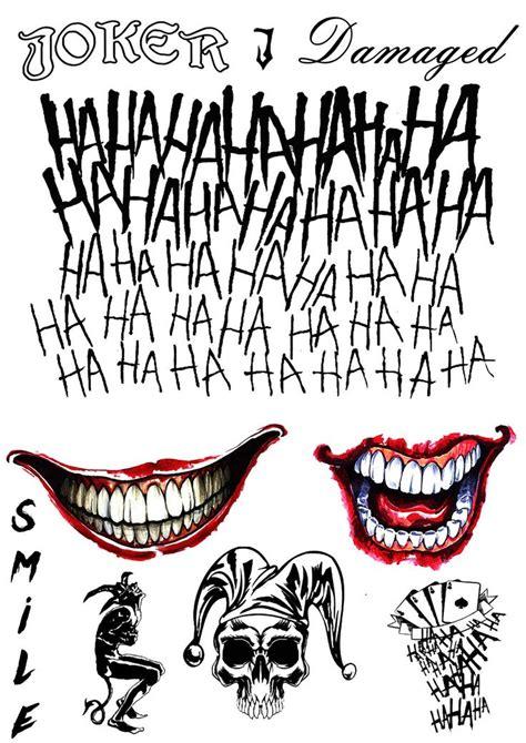 tattoovorlage joker les 25 meilleures id 233 es de la cat 233 gorie tatouages de joker