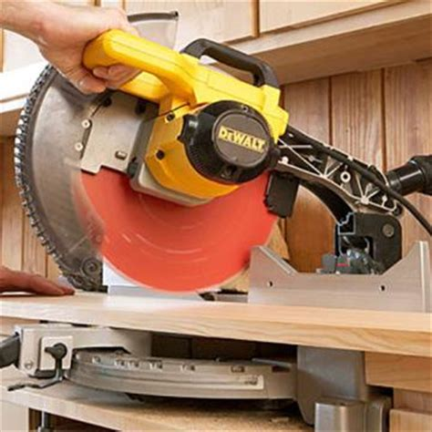 woodworking miter saw tool review 10 quot sliding mitersaws