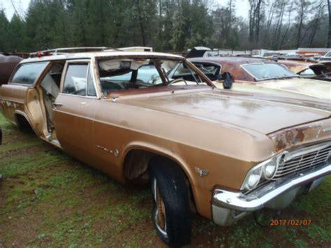1965 chevrolet impala station wagon 1965 chevrolet impala station wagon