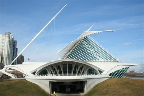 milwaukee modern art museum