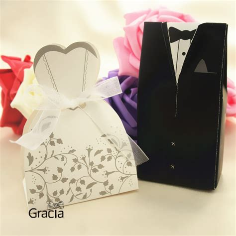 Wedding Box App by 100pcs And Groom Box Wedding Favor Boxes Gift Box